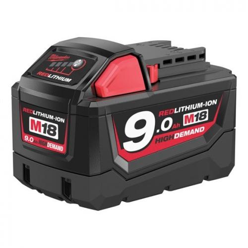 M18 B9 - Battery M18™, Li-ion 18 V, 9.0 Ah