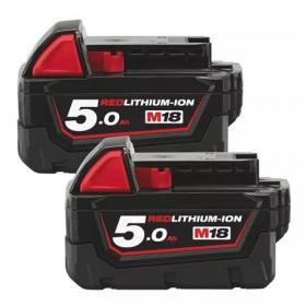 M18 B52 - Battery M18™, Li-ion 18 V, 5.0 Ah