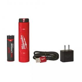 L4 NRG-201 - Battery and charger, REDLITHIUM™ USB, Li-ion 4 V