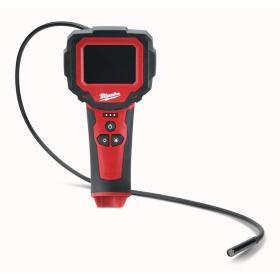 M12 IC-0 - Kamera inspekcyjna M-SPECTOR™, M12™, z obrotowym ekranem, bez wyposażenia