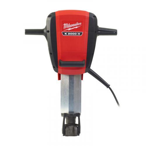 K 2000 H - Breaking hammer class 20 kg, 2100 W, HEX 28 mm, in case