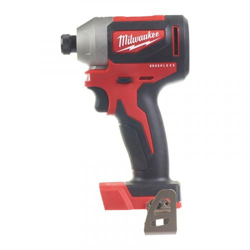 "M18 CBLID-0 - Compact brushless 1/4"" HEX impact driver 18 V, without equipment"