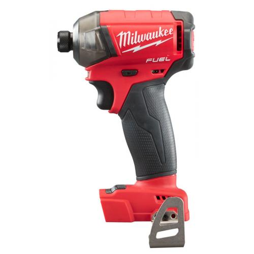 M18 FQID-0X - 1/4″ HEX impact driver 18 V, FUEL™ SURGE, in case, without equipment