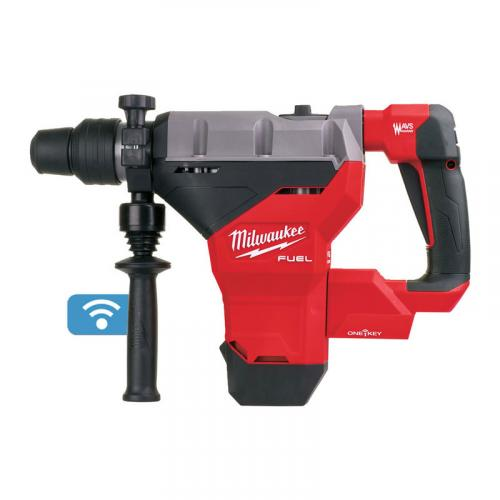 M18 FHM-0C - SDS-Max drilling and breaking hammer class 8 kg, 18 V, ONE-KEY™, in case, without equipment