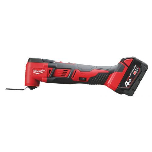 M18 BMT-421C - Multi-tool 18 V, 2.0, 4.0 Ah, in case with 2 batteries and charger