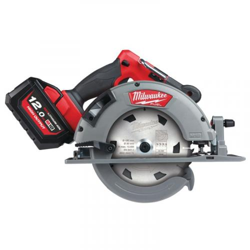 M18 FCS66-121C - Circular saw for wood and plastics 66 mm, 18 V, FUEL™, with battery and charger