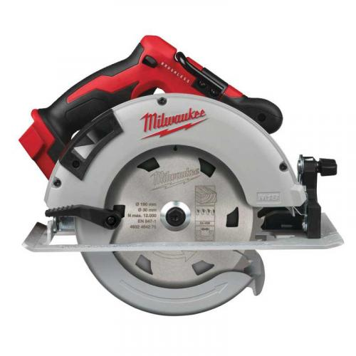 M18 BLCS66-0 - Brushless circular saw for wood and plastics 66 mm, 18 V, without equipment