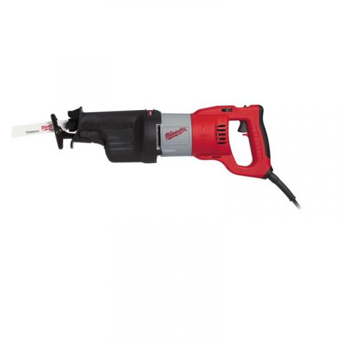 SSPE 1300 RX - Reciprocating saw with rotating handle 1300 W, in case