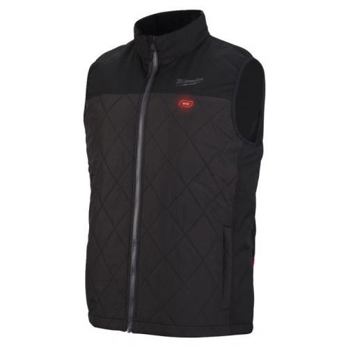 M12 HBWP-0 (2XL) - Heated men's puffer vest, size 2XL