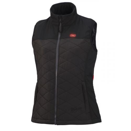 M12 HBWP LADIES-0 (XL) - M12™ Heated ladies puffer vest, size XL
