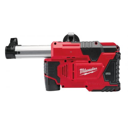 M12 DE-201C - Universal hammer vac 12V, 2.0 Ah, with battery and charger