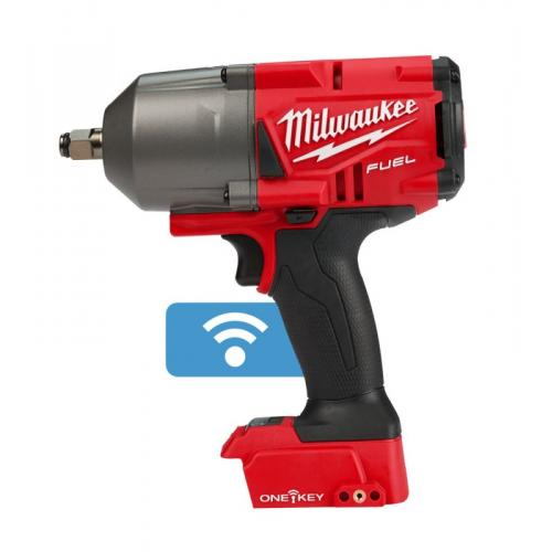 "M18 ONEFHIWF12-0X - 1/2"" Impact wrench, 1356 Nm, 18 V, ONE-KEY™, in case, without equipment"