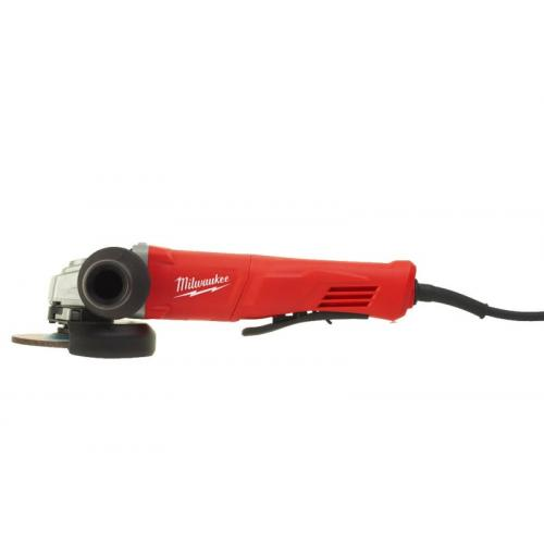 AG 13-125 XSPD - Angle grinder 125 mm, 1250 W, paddle switch