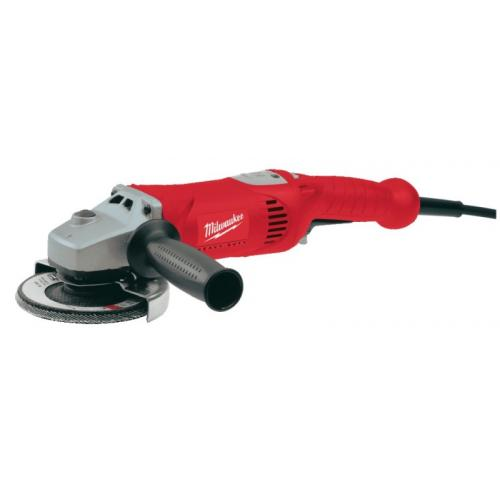 AG 16-125 INOX - Low speed angle grinder 125 mm, 1520 W, paddle switch
