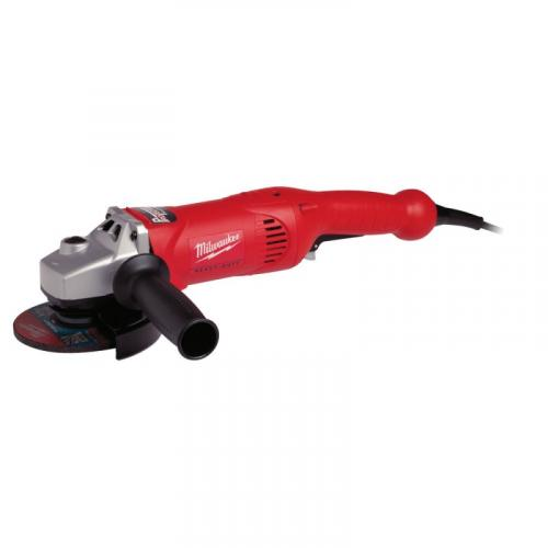 AG 16-125 XC - Angle grinder 125 mm, 1520 W, paddle switch