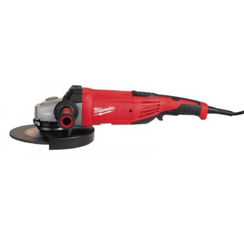 AG 22-230/DMS - Angle grinder 230 mm, 2200 W, paddle switch