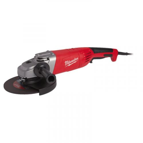 AG 24-230 E - Angle grinder 230 mm, 2400 W, paddle switch