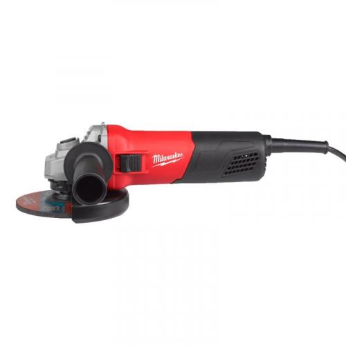 AG 800-125 E - Angle grinder 125 mm, 800 W, slide switch
