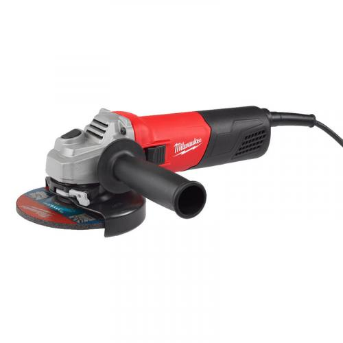 AG 800-125 EK - Angle grinder 125 mm, 800 W, slide switch