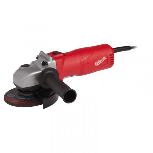AG 9-125 XE - Angle grinder 125 mm, 850 W, slide switch