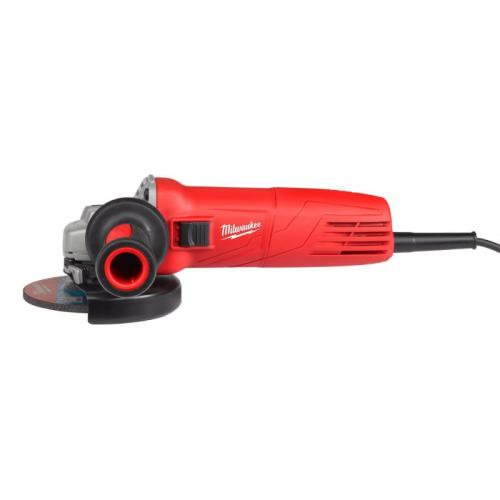 AGV 10-125 EK - Angle grinder with AVS 125 mm, 1000 W, slide switch