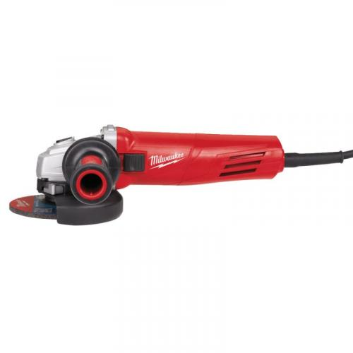 AGV 12-125 X - Angle grinder 125 mm, 1200 W, slide switch