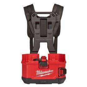 M18 BPFPH-301 - Opryskiwacz ciśnieniowy plecakowy 18 V, SWITCH TANK™, z akumulatorem i ładowarką