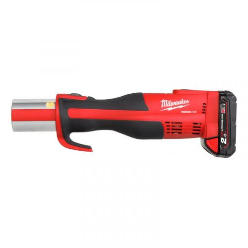 M18 BLHPT-202C - Brushless press tool 18 V, 2.0 Ah, FORCE LOGIC™, in case with 2 batteries and charger