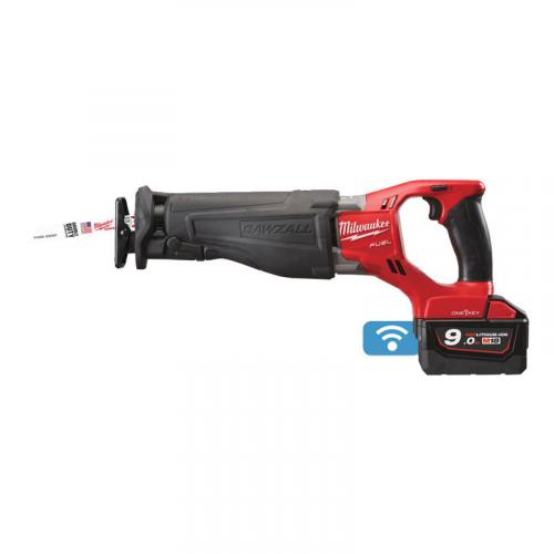 M18 ONESX-902X - Reciprocating saw 18 V, 5.0 Ah, SAWZALL®, ONE-KEY™, in case with 2 batteries and charger