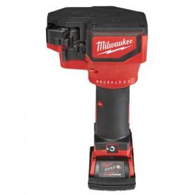 M18 BLTRC-522X - Brushless threaded rod cutter 18 V, 2.0 and 5.0 Ah, in case, with 2 batteries and charger
