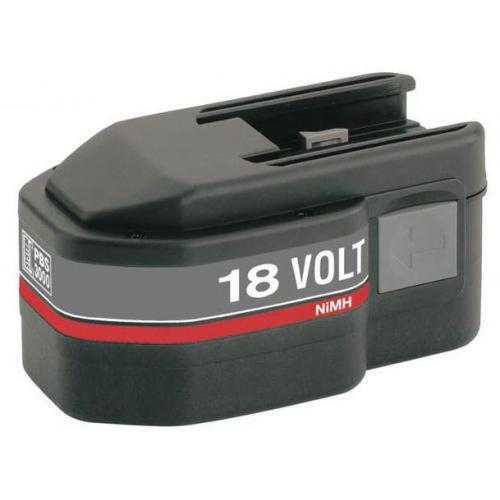 MXL 18 - Battery PBS 3000, NiMH 18 V, 3.0 Ah