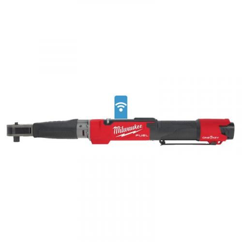 "M12 ONEFTR12-201C - 1/2"" Digital torque wrench +/- 2%, 12 V, 2.0 Ah, FUEL™,ONE-KEY™, in case, with battery and charger"