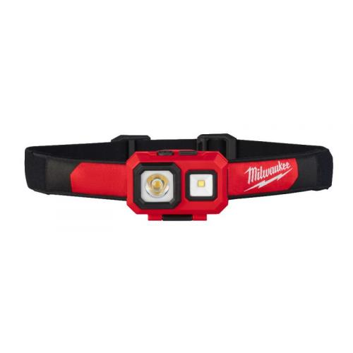HL-SF - Alkaline spot flood headlamp, 3 x AAA