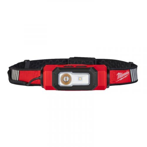 L4 HL-VIS-201 - USB rechargeable headlamp