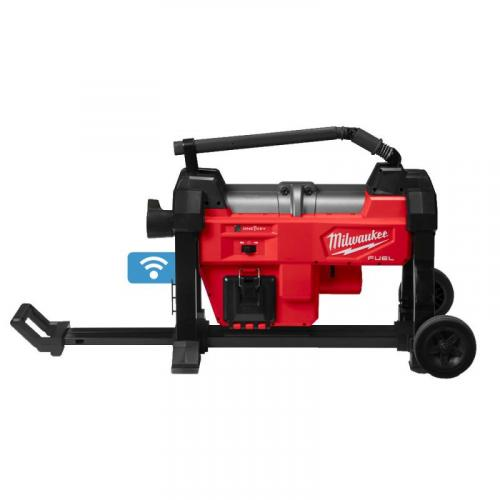 M18 FSSM-121 - Sectional sewer machine 18 V, 12.0 Ah, FUEL™ ONE-KEY™, with battery and charger