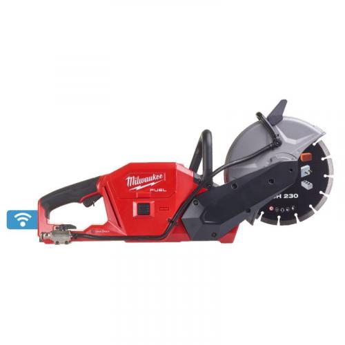 M18 FCOS230-121 - Przecinarka do betonu 85 mm, 18 V, FUEL™ ONE-KEY™, z akumulatorem i ładowarką