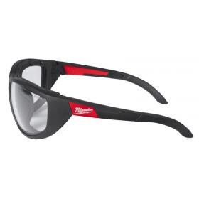 Okulary ochronne premium z uszczelką bezbarwne