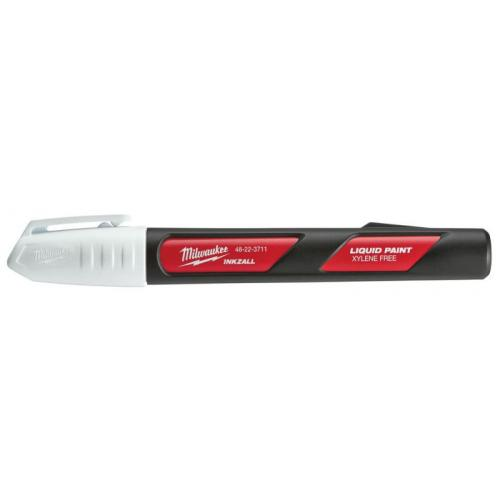 48223711 - Liquid Paint Marker - White