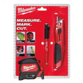 4932459375 - Tape, marker, knive set
