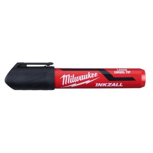 4932471555 - INKZALL Black L Chisel Tip Marker