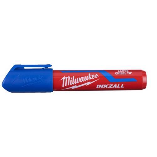4932471557 - INKZALL Blue L Chisel Tip Marker