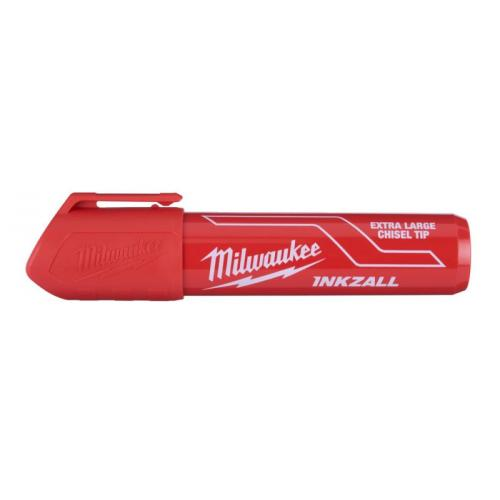4932471560 - INKZALL Red XL Chisel Tip Marker