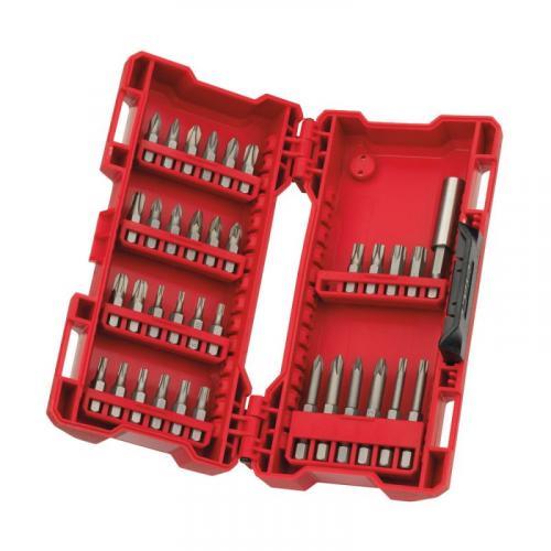 4932352068 - Zestaw bitów 35 elementowy - PH(1x2 - 3x2), PZ (1x2 - 3x2), TX(10x2 - 40x2)