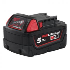 M18 B5 - Battery M18™, Li-ion 18 V, 5.0 Ah