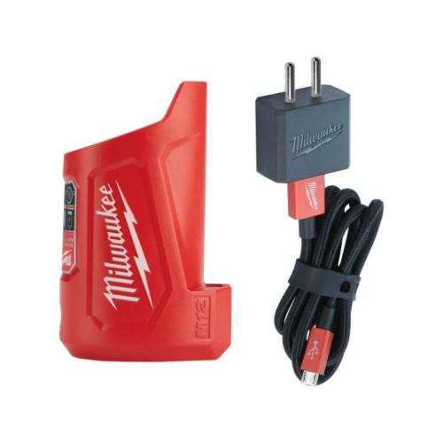 M12 TC - Compact charger and power source M12™, 12 V, 2.0, 3.0, 4.0 & 6.0 Ah