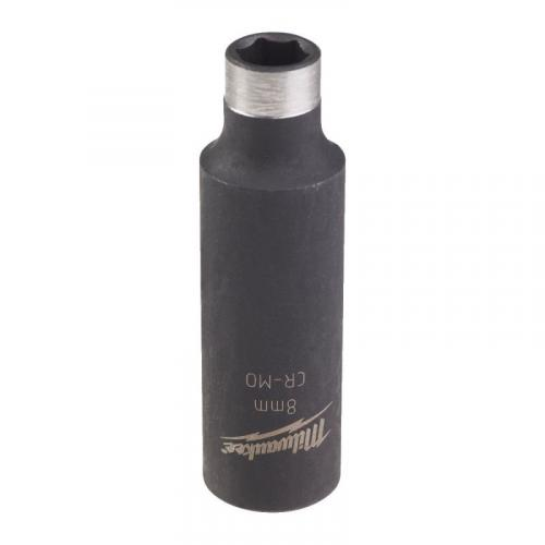 "4932478021 - 3/8"" SHOCKWAVE™ hex impact socket, 8 mm"