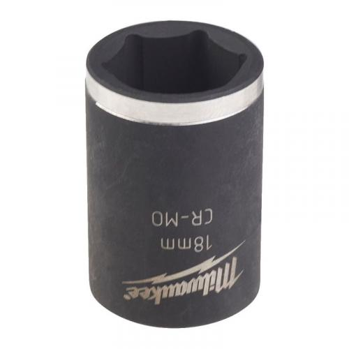 "4932478043 - 1/2"" SHOCKWAVE™ hex impact socket, 18 mm"