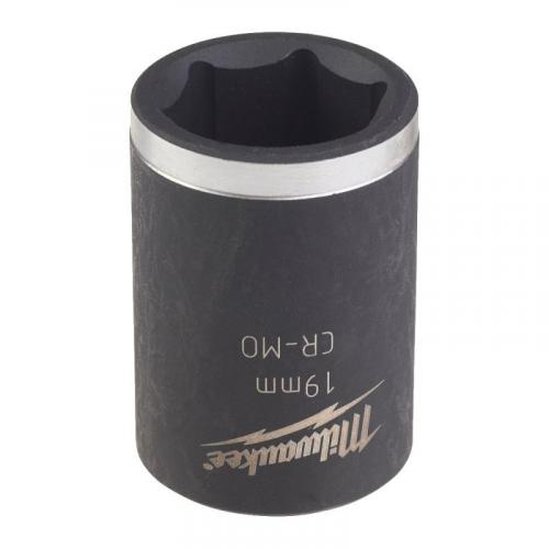 "4932478044 - 1/2"" SHOCKWAVE™ hex impact socket, 19 mm"