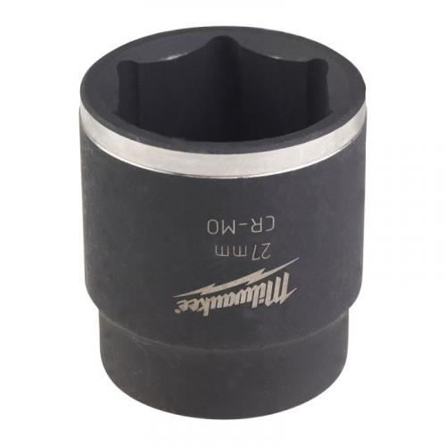 "4932478048 - Nasadka udarowa Shockwave 1/2"", 6-kątna, krótka, 27 mm"
