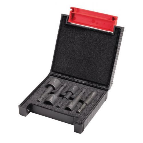 4932352822 - Zestaw nasadek magnetycznych Shockwave 6-kątnych, 7 - 13 mm